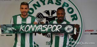 Bourabia ve Traore Konyaspor'da