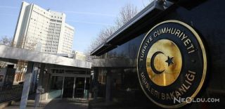 Türkiye Yunan Dışişleri Bakanlığı'nı Kınadı