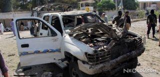 Pakistan'da Bombalı Saldırı! Çok Sayıda Ölü Var!