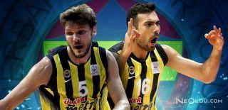 Kostas Sloukas 2020'ye Kadar Fenerbahçe'de!