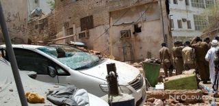Arabistan'da Canlı Bomba Kendini Patlattı