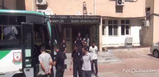 Şanlıurfa'da 12 Asker Tutuklandı