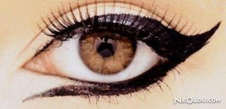 Eyeliner Nasıl Sürülür ?