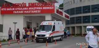 Trabzon'da Patlama Oldu, Yaralı Askerler Var!
