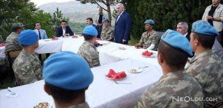Başbakan Yıldırım Komando Timini Ziyaret Etti