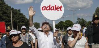 CHP 'Adalet Meydanı' İçin Teklif Verdi