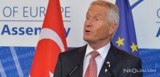 Jagland'dan Türkiye Değerlendirmesi