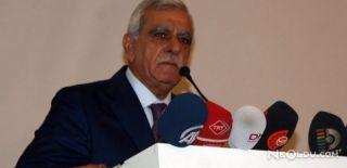 Ahmet Türk'den Adalet Yürüyüşü Açıklaması
