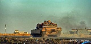 TSK Afrin'de YPG'yi Bombaladı