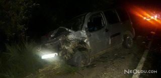 Adıyaman'da Trafik Kazası: 1 Ölü, 13 Yaralı