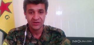Darbe Alan YPG'den Küstah Türkiye Açıklaması