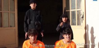 IŞİD'den Tüyler Ürperten İnfaz!