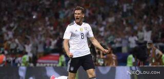 Almanya Meksika'yı Yenerek Finale Çıktı!