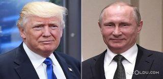 Trump ve Putin Almanya'da Görüşecek
