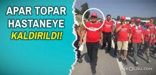CHP Milletvekili Hüseyin Yıldız Kalp Spazmı Geçirdi