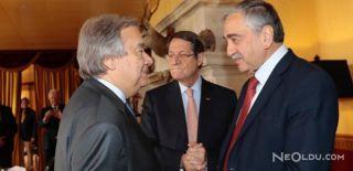 Kıbrıs Konferansı'nda Liderler Bir Araya Geldi