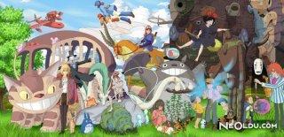 Hayao Miyazaki'den Seçme Animeler
