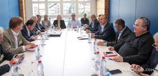Kıbrıs Konferansı İlerleme Kaydediyor
