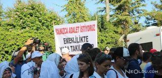 Adalet Yürüyüşü'nün 18. Günü Başladı