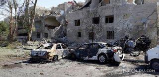 Şam'da 3 Bombalı Saldırı Oldu