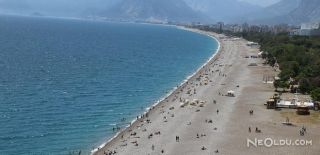 Antalya'ya Gelen Turist Sayısı Rekor Kırdı!