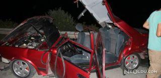 Alkollü Sürücü Giresun'da Dehşet Saçtı