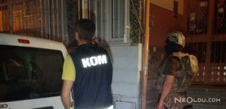 Fatih'te Eş Zamanlı Uyuşturucu Operasyonu