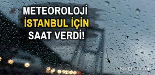 Dikkat! Sağanak Yağmur Geliyor