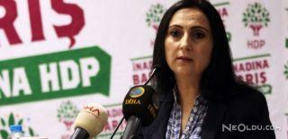 HDP'li Figen Yüksekdağ Duruşmaya Çıktı