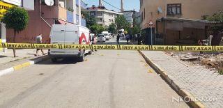 Sancaktepe'de Polis ile Soyguncular Çatıştı