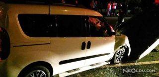 Rize'de Trafik Kazası: 3 Ölü