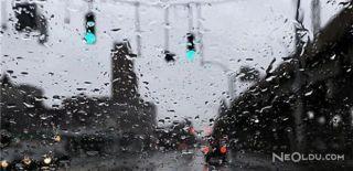 Sıcaklıklar Yağmurla Düşüyor