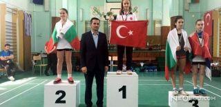 Cansu Erçetin Balkan Şampiyonu Oldu!