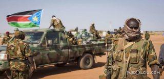 Güney Sudan'da Vahşet Sınır Tanımıyor