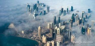"""4 Arap Ülkesi """"Katar"""" Gündemi İle Toplandı"""