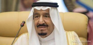 Kral Selman ile Merkel Telefonda Görüştü