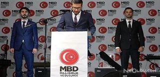 MBD Genel Başkanı Erdem Ercan Tutuklandı