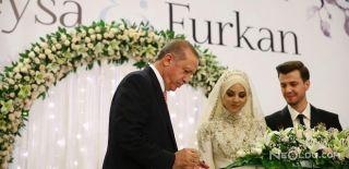 Cumhurbaşkanlığı Sözcüsü Kalın'ın Kızı Evlendi