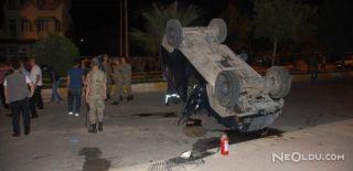 Polis Aracı Kaza Yaptı: 1 Şehit, 1 Yaralı