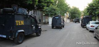 Diyarbakır'da Şafak Operasyonu: Gözaltılar Var
