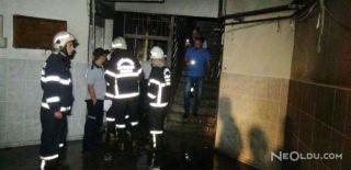 Gaziantep'teki Bir Binada Patlama
