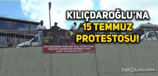 Kılıçdaroğlu, İstanbul'da Protesto Edildi
