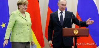 Merkel ve Putin'den Türkiye Yorumu