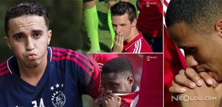 Ajaxlı Futbolcunun Kalbi Maç Sırasında Durdu!