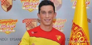 Andre Castro Göztepe'ye Transfer Oldu