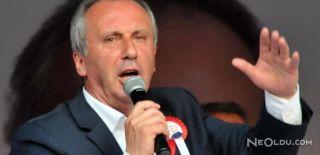 İnce'den Cumhurbaşkanı Erdoğan'a Çarpıcı Sözler
