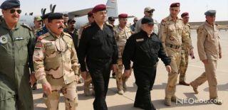 Irak Başbakanı İbadi Musul'da Zafer İlan Etti!