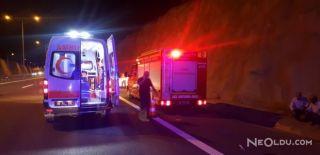 Kamyonet Öğrencilere Çarptı: 2 Ölü 16 Yaralı