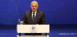 Başbakan Yıldırım'dan Kıbrıs Açıklaması