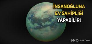 İnsanoğlu Gelecekte Titan'da Koloni Kurabilir